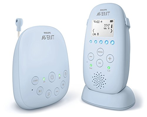 Ecoute-bébé DECT SCD725/26 - Philips Avent