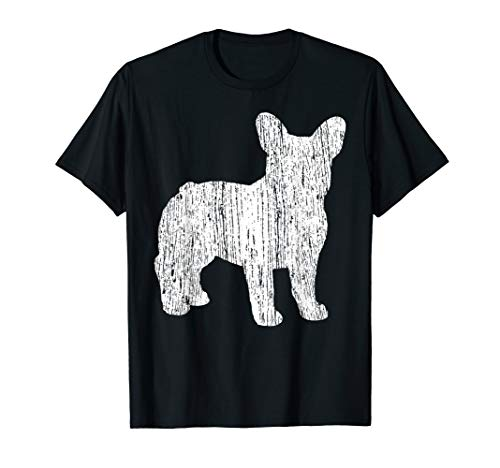 Frenchie Frenchy Vintage Dog Gift T-Shirt