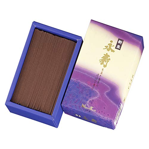 NIPPON Kodo 22042Eiju Shinsei Hierbas y balsámico y Madera Incienso 17x 10x 4cm, Color...