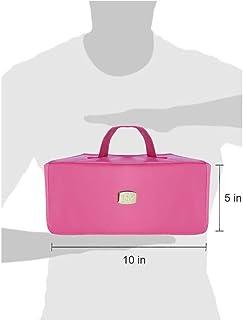 Joy Mangano Large BBC Fuchsia Beauty Case