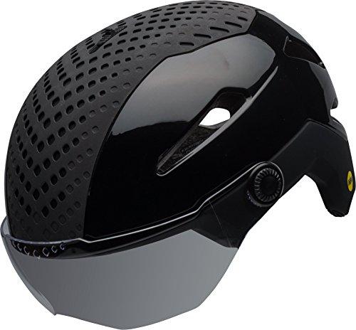 BELL Erwachsene Annex Shield MIPS Fahrradhelm, Matte/Gloss Black, L