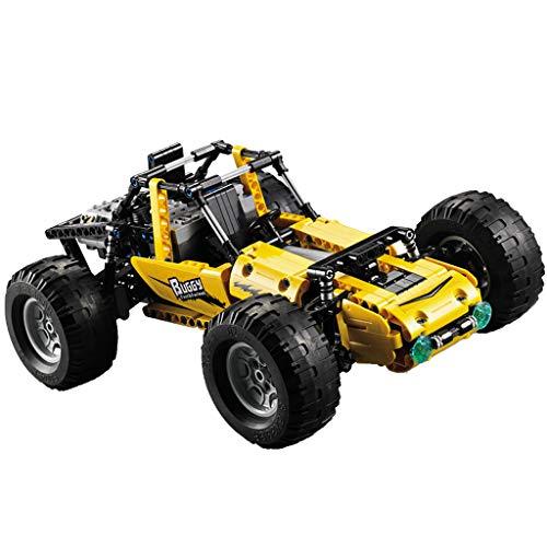 Sharplace Fai da Te RC Car/ Auto Sportiva / RC Scavatrice Escavatore/Carro Armato Radiocomandato Giocattolo Simulation Construction Vehicles Remote Control
