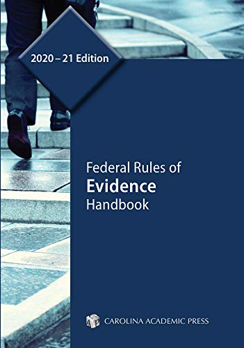 Compare Textbook Prices for Federal Rules of Evidence Handbook, 2020-21 Edition  ISBN 9781531020149 by House Staff