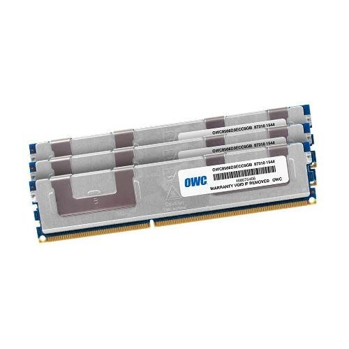OWC 32.0 GB (4X 8GB) PC8500 DDR3 ECC 1066 MHz 240 pin DIMM Memory Upgrade Kit for 2009 Mac Pro and Xserve