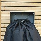 Paketsafe Plus - flexibler Paketkasten - platzsparend - schnittsicher - für Pakete bis 70x30x40 - 4