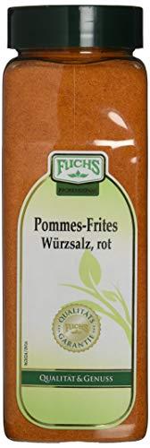 Fuchs Professional Pommeswürzsalz, rot, 850 g
