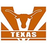 DIY 5D Diamond Painting Kits University Football Team for Adults Crystal Rhinestone Pictures Arts Craft for Home Wall Decor Full Drill 12x16 Inch (Texas Longhorns)