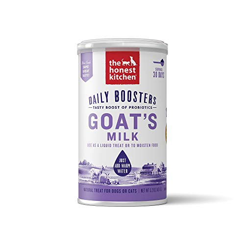 The Honest Kitchen Instant Goat's Milk with...