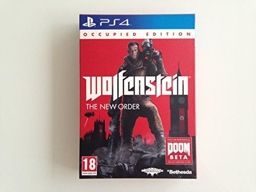 PS4 - Wolfenstein The New Order - Occupied Edition - [Italian Version]