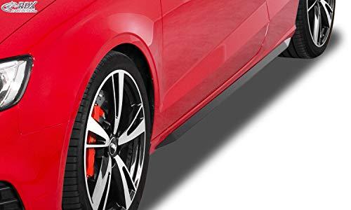 Faldones laterales RDX A3 8V7 Cabrio Convertible