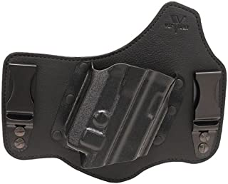 Viridian King Tuk IWB Holster by Galco for Glock 17/19/22/23 with Viridian C Series, Black