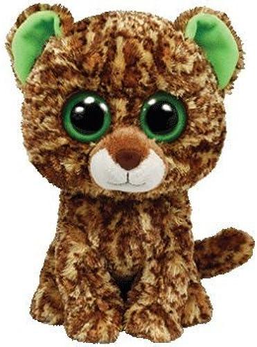 Ty Beanie Boos Speckles Plush - Leopard, Medium by Ty Beanie Boos