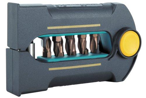 wolfcraft 1368000 - Accesorio para destornilladores (pack de 9)