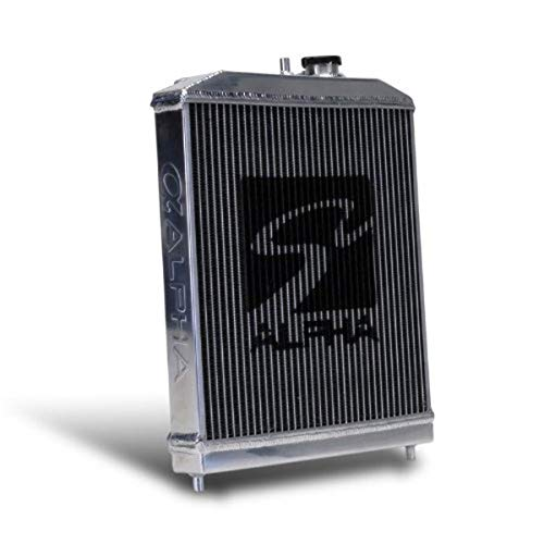 Skunk2 (349-05-1550) Alpha Series Radiator for Honda Civic CRX