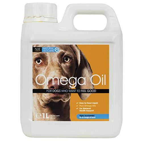 NAF Natural Vet Care Canine Omega Oil 1L