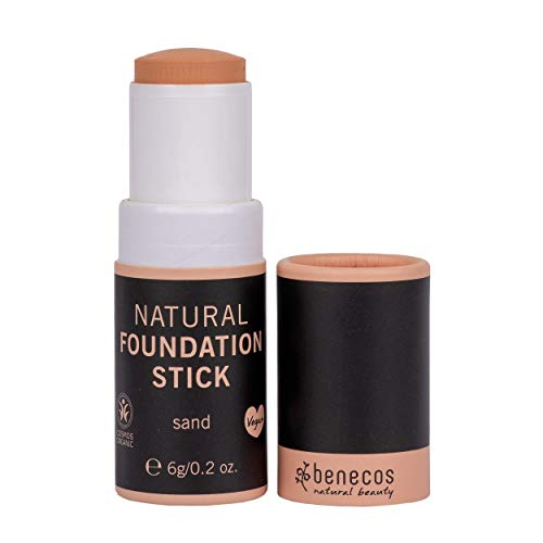 Benecos Base De Maquillaje En Barra Sand 6Gr. 1 Unidad