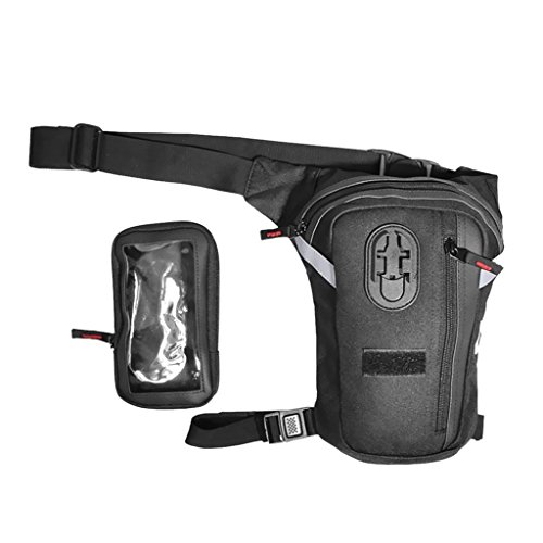 OEM Portable Sac de Jambe �tanche Sacoche de Ceinture V�lo pour Moto VTT Cyclisme