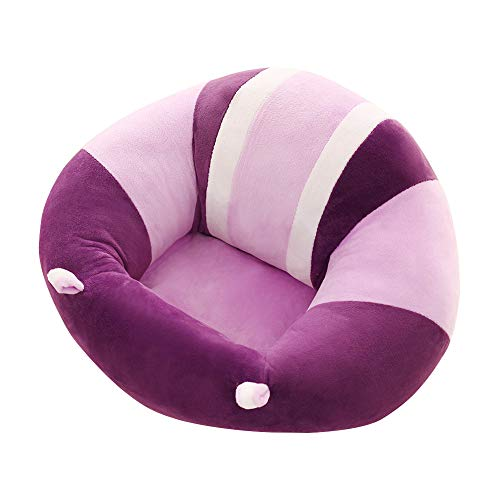 Best Buy! Alapaste Baby Support Seat Sofa Safe Plush Soft U Shaped Baby Learning to Sit Chair PP Cot...