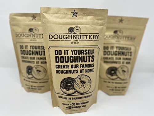 Doughnuttery Doughnut Batter 3 Pack