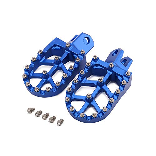 ZZ-SEN-RAN-DIAN-ZI Dirt Bike Foot Pegs Rest Pedales Compatib