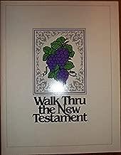 Walk thru the New Testament