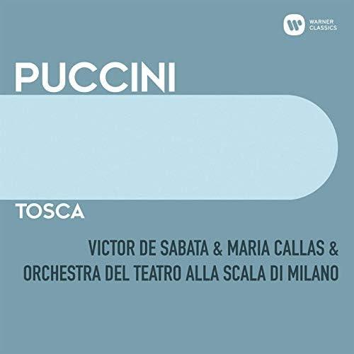 Giacomo Puccini, Orchestra del Teatro alla Scala di Milano, Victor de Sabata & Maria Callas