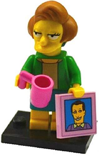 Lego Simpsons Series 2 Pick Your Figure 71009 (Mrs. Edna Krabappel) by LEGO