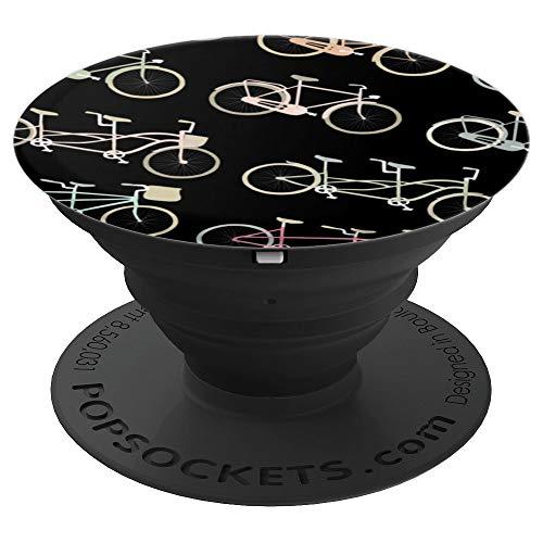 Fahrrad-Geschwindigkeits-Trainings-Übungs-Tandemfahrräder - PopSockets Ausziehbarer Sockel und Griff für Smartphones und Tablets