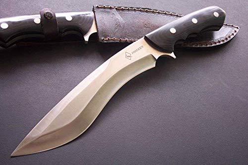petit un compact Couteau de chasse Western Town Ferdia Couteau de survie pour camp de sports et de loisirs