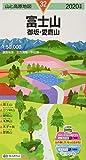 山と高原地図 富士山 御坂・愛鷹山 (山と高原地図 32)