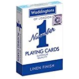 "Image of Waddingtons ""Number 1"" Playing Cards (Colours may vary)"