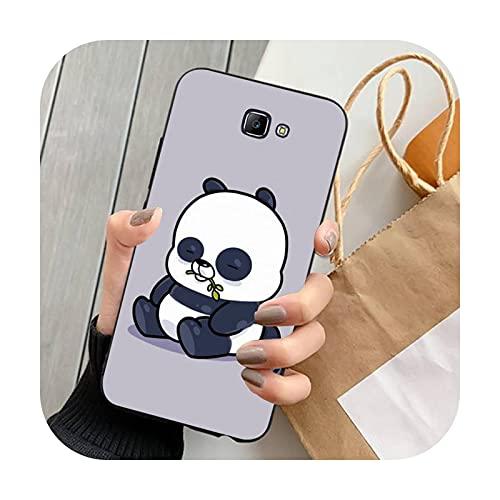 Double-sweet lindo animal de dibujos animados teléfono caso para Samsung Note 8 9 10 20 Lite pro ultra J 7 2 4 6 5 prime-a3-para Samsung Note9