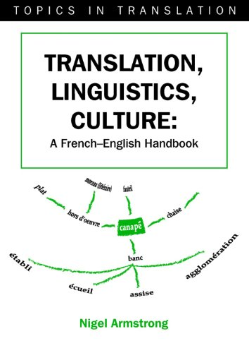 Translation, Linguistics, Culture: A French-English Handbook (Topics in Translation 27) (English Edition)