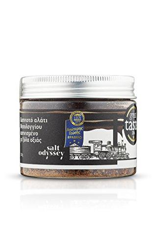 Salt Odyssey Sale affumicato, 150 g (confezione da 3)