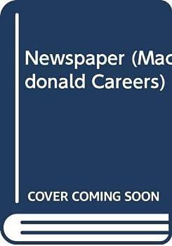 Newspaper (Macdonald Careers) 0382063023 Book Cover