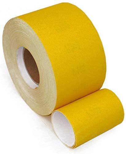 Schleifpapier Eckra 1 Rolle Yellow 115 mm x 50 m Korn 400