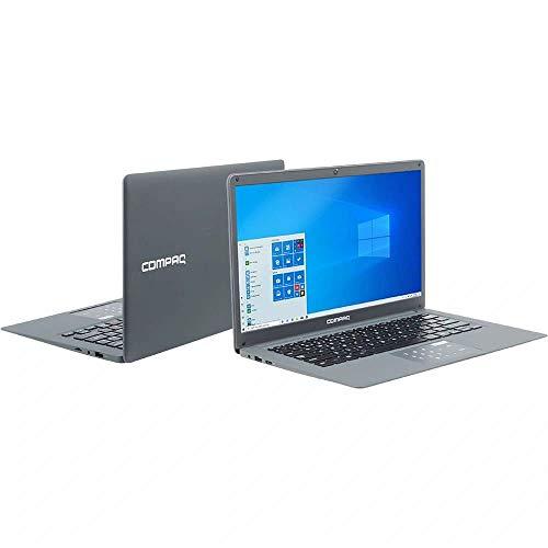 Notebook Intel Pentium 4 GB 120GB Compaq CQ25 Tela14'' Windows 10 Cinza