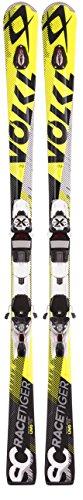 VÖLKL RACETIGER SC UVO mit XMOTION 11.0 D Slalomcarver Ski Collection 2016
