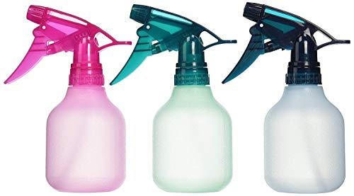 Professionelle Sprühflaschen klein - 200ml für Pflanzen, Blumen und Friseurbedarf (3 Stück)