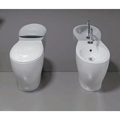 Foto di Sanitari bagno da appoggio di design Mascalzone