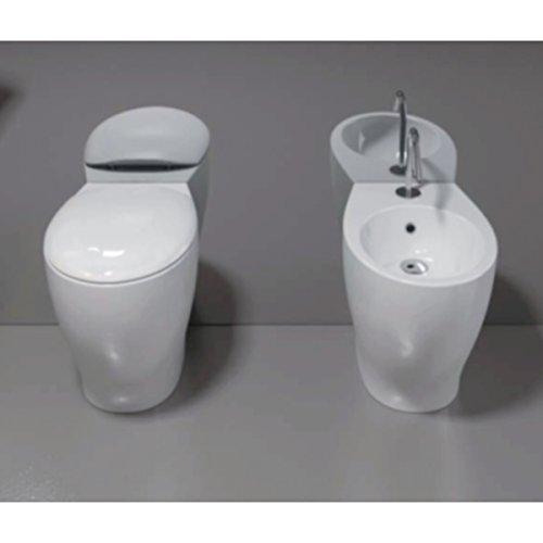 Sanitari bagno da appoggio di design Mascalzone