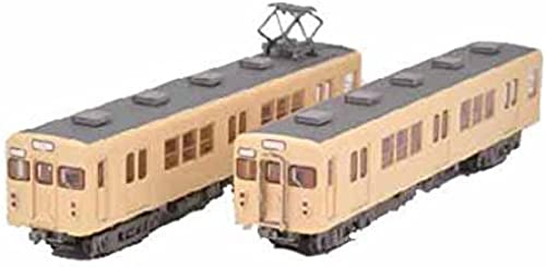 [Limited] Eisenbahn Sammlung Tobu Railway 3050 System Seiji Creme 2-Car Set [3050 Se 2]