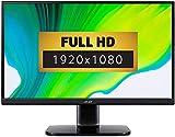 Acer Monitor KA272bi 69 cm 27 Zoll W ZeroFrame FreeSync 1ms 250 Nits IPS LED 1 x VGA 1 x HDMI Euro UK EMEA MPRII Black Acer EcoDisplay
