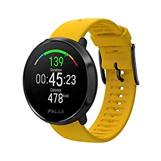 Polar Ignite – Wasserdichte GPS-Fitnessuhr mit optischer Pulsmessung am Handgelenk und Trainingsanleitungen – Unisex (B07SZ8RF47) | Amazon price tracker / tracking, Amazon price history charts, Amazon price watches, Amazon price drop alerts