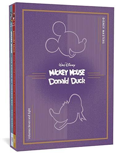 Disney Masters Gift Box Set #4: Walt Disney's Donald Duck: Vols. 6 & 8: Vols. 7 & 8: 0