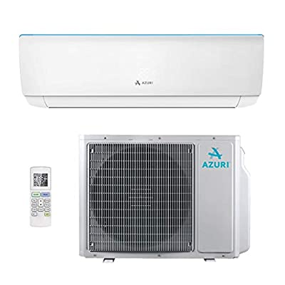 AZURI 9000 BTU 2.5 kW WiFi Smart A++ Easy-fit DC Inverter Wall Split Air Conditioner