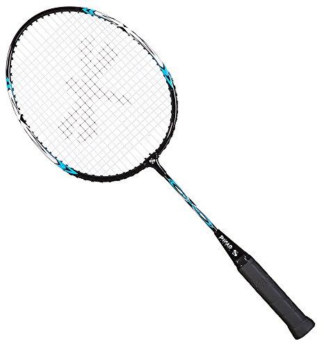 PiNAO Sports - Badmintonschläger für Kinder (42005) [Badminton-Schläger, Racket, Einzelschläger, Federballschläger, Aluminiumrahmen]