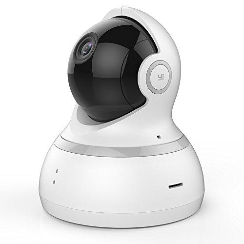 YI Dome Überwachungskamera- IP Kamera Full HD 1080p Nachtsicht - Wifi