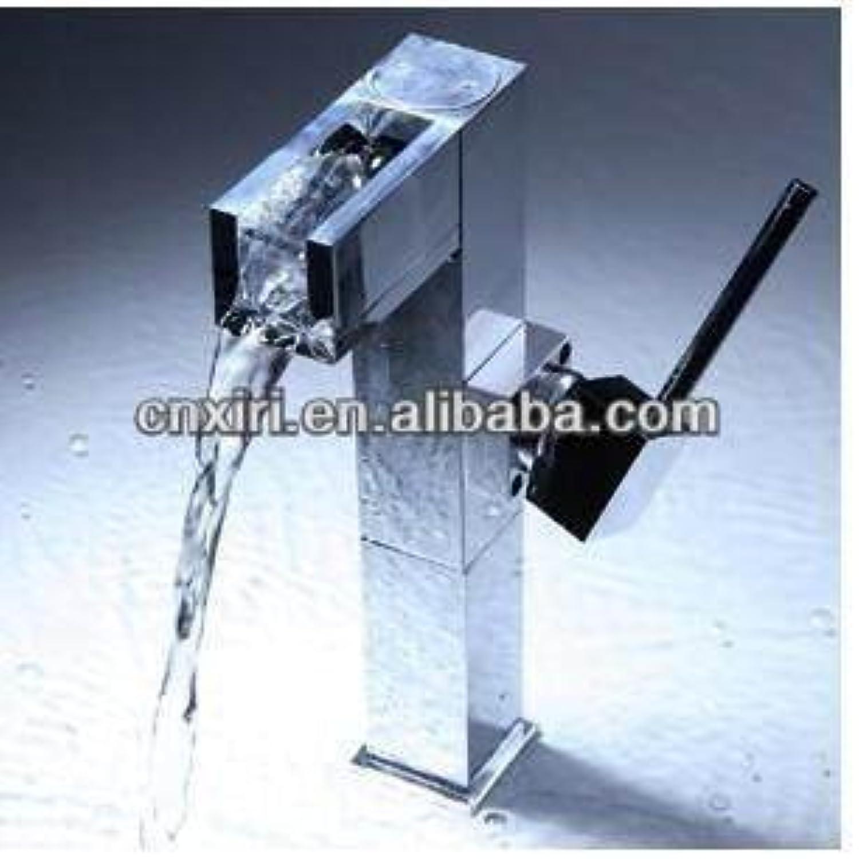 Ddlli Badarmaturen Für Küchenspülen Küchenarmatur Netz Wasserhahn Bad Wasserhahn Klassische Wasserfall Chrom Messing Bad Wasserhahn Xr021, Chrom