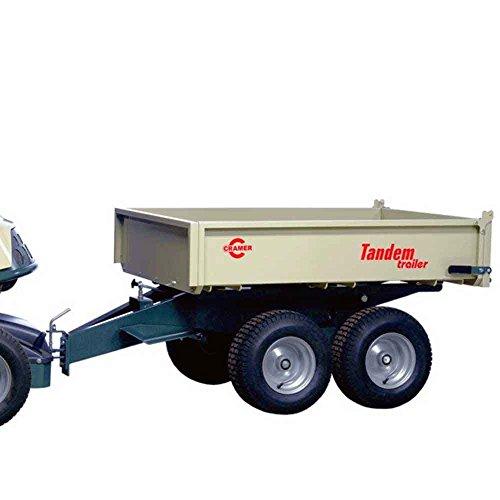Cramer Tandem–Remorque 207–Kapazität 300Kg